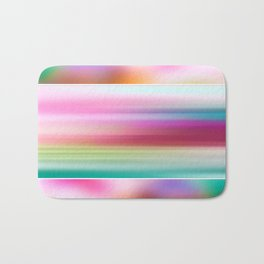 The Sound of Light and Color | PASTEL TRIPLET Bath Mat