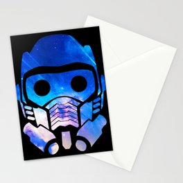 Galaxy Helmet [GotG] Stationery Cards