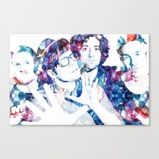Fall Out Boy Canvas Print