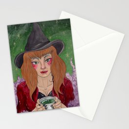 Tea Reading Stationery Cards