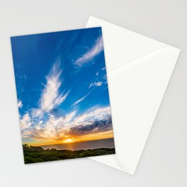 Voluminous Clouds Stationery Cards