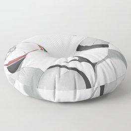 Bismarck - kancolle I Floor Pillow