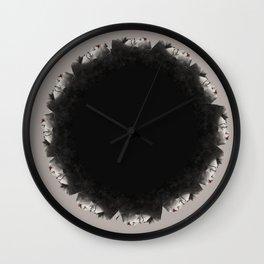 Keisha D Profile Wall Clock