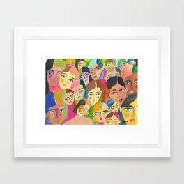 Pure Life Style x Leovy Framed Art Print