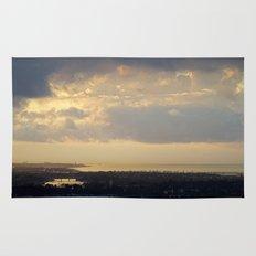 Sunrise Over South Long Beach Rug