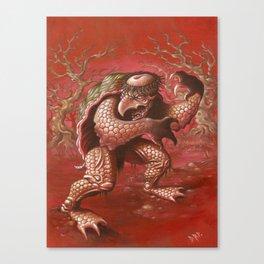 kapa Canvas Print
