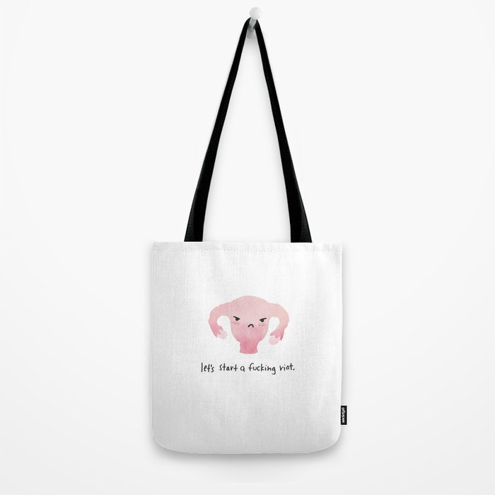 Cuterus Tote Bag