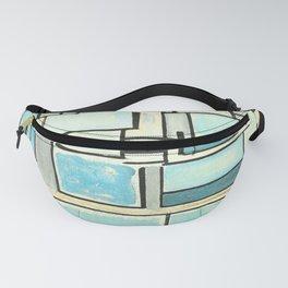 Piet Mondrian Composition VI Fanny Pack