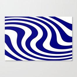 Mariniere Marinière Variation V Canvas Print