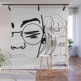 Gurl Wall Mural