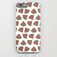 Chunks of Watermelon iPhone 6 Slim Case
