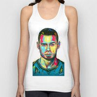 african Tank Tops featuring African by LeRoy