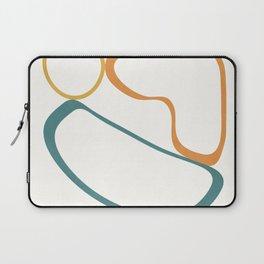 Colorful Flow I Laptop Sleeve