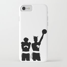 #TheJumpmanSeries, Basquiat X Warhol iPhone Case