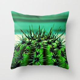 Ouch. Throw Pillow