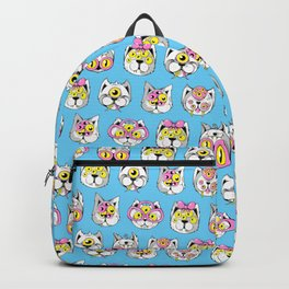 Extraterrestrial Cats Backpack