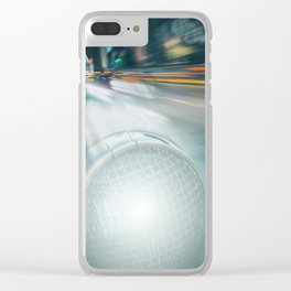 Life in the Fast Lane III Clear iPhone Case