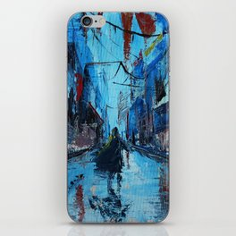 On The Street iPhone Skin