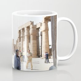 Temple of Luxor, no. 27 Coffee Mug