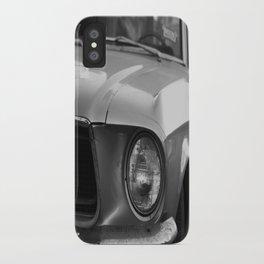 Mu tang iPhone Case