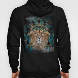 Fight For What You Love (Chief of Dreams: Lion) Tribe Series Hoody