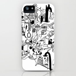 IRAN iPhone Case