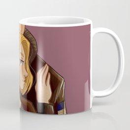 Captain is Queen Coffee Mug