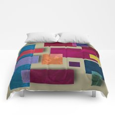 Abstract #333 Comforters
