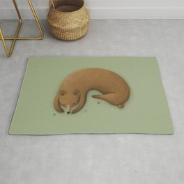 Sleepy Bear Rug