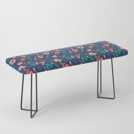 Abstract Animal Bench