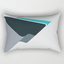 River / Land-Escape CO-VID-19 Rectangular Pillow