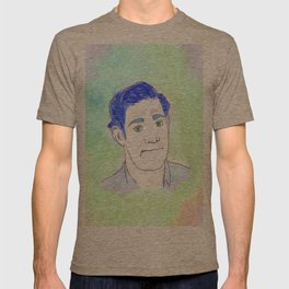 Jim Halpert Face.  T-shirt