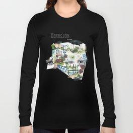 Bergsjön, Göteborg, Sweden. Long Sleeve T-shirt