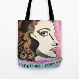 Famous Ava  Tote Bag