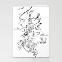 poland Stationery Cards featuring O'Prime Zielona Góra Poland by O'Prime