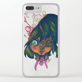 BIPOLAR DISORDER Clear iPhone Case