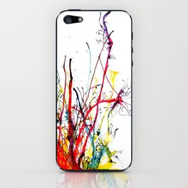 Splatter iPhone Skin