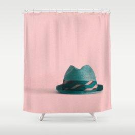 Fedora 2 Shower Curtain
