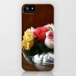 Rose Tea II iPhone Case
