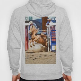 Breaking Out II - Rodeo Horse Hoody