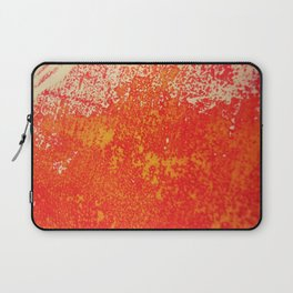 Peacock of Fire Laptop Sleeve