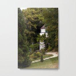 DE - Baden-Wurttemberg : Gardens of Laupheim Metal Print