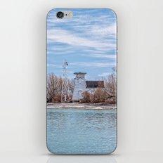 Prince Edward Point Lighthouse iPhone & iPod Skin