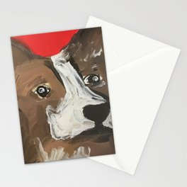 Lassie by Eric Ginsburg Stationery Cards