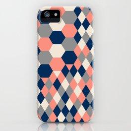 Honeycomb 2 iPhone Case