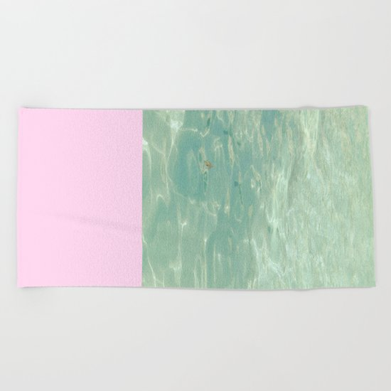 Dip Beach Towel