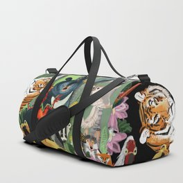 Ussuriland  Dersu´s dream Duffle Bag