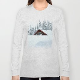 Snow takeover Long Sleeve T-shirt