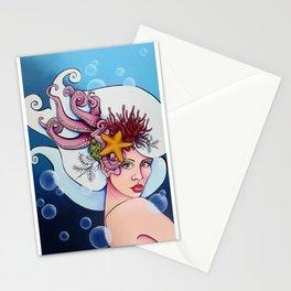 Nereid Kallianassa Stationery Cards