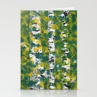 birch Stationery Cards featuring Birch by AhaC